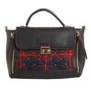 Tartan Messenger Bag €30 Dunnes Stores