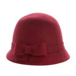 Bow Felt Hat €13 Dunnes Stores