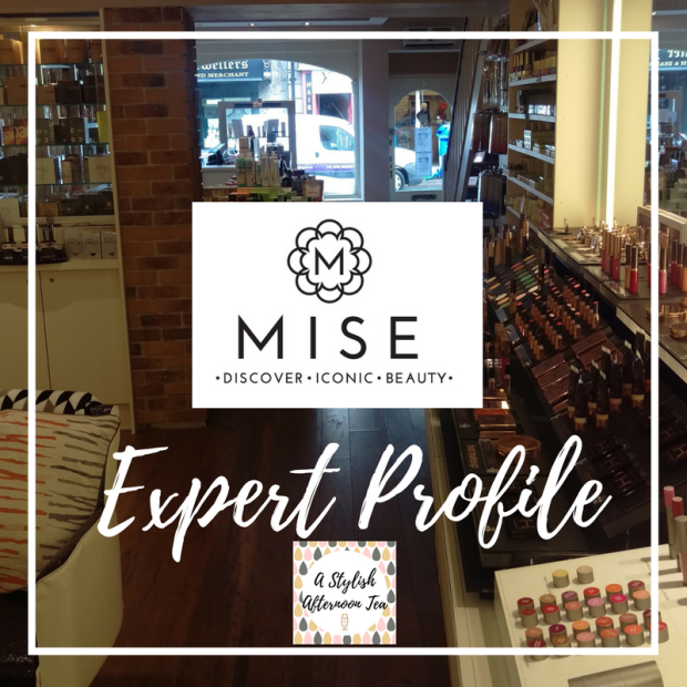 A Stylish Afternoon Tea: Mise Beauty Navan store