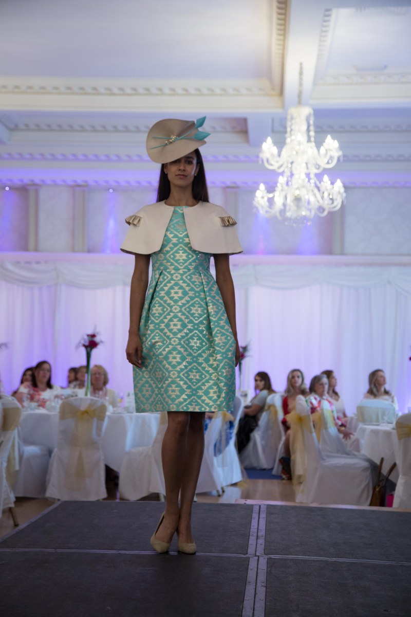 A Stylish Afternoon Tea: Occasion wear and Mother of the Bride looks