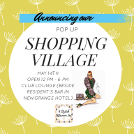 POP-UP SHOPPING VILLAGE