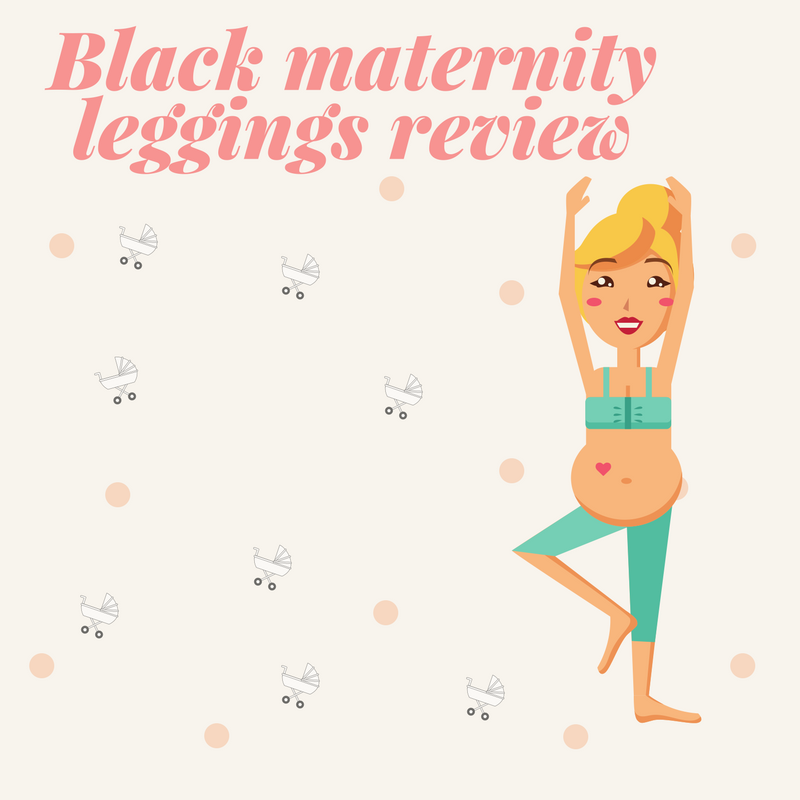 Graphic matenity leggings review